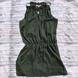NWT BB Dakota Olive Dress Sz XS